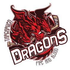 The Sports of Thrones, Targaryen Dragons — KIRIN DESIGN