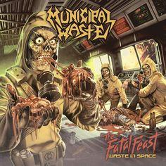 Municipal Waste, The Fatal Feast