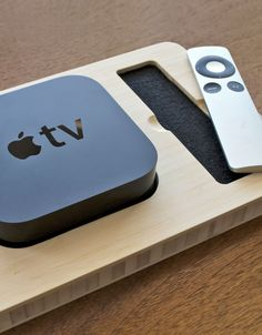 Apple TV | with station | gadget