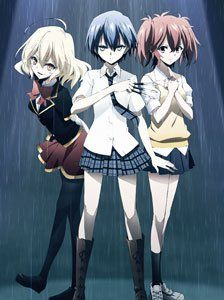 Watch Riddle Story of Devil Anime Episodes Streaming on FUNimation