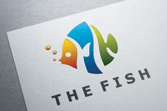 I just released The Fish Logo on Creative Market.