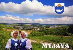 Myjava, Slovakia, where some of my family came from