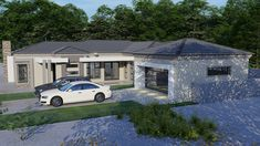 My Building Plans South Africa – Building Industry Marketplace Residential Building Plan, My Building, L Shaped House Plans, My House Plans, Beautiful House Plans, Beautiful Homes, Architect Fees, Commercial Building Plans, House Plans South Africa