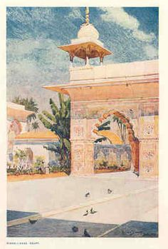 Delhi Diwan-I-Khas