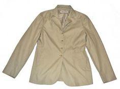 Miu Miu - Miu Miu Beige Buttoned Blazer Jacket | Hardly Ever Worn It