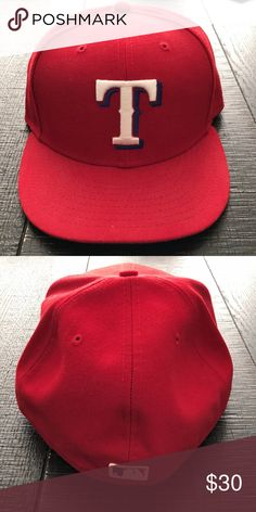 new products 92c30 20fc5 ... inexpensive new era texas rangers fitted hat 62536 5b8e6