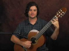 Learn fingerstyle guitar with Giuliani esque classical arpeggio exercise...