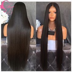 PPwigs sales online with 360 Lace Wigs Brazilian Hair Silky Straight Human Hair Density Full Lace Human Hair Wigs With Natural Baby Hiar Bleached Knots For BlacK Women,fast shipping worldwide. Remy Hair Wigs, Human Hair Lace Wigs, Human Wigs, Straight Lace Front Wigs, Synthetic Lace Front Wigs, Front Lace, Weave Hairstyles, Straight Hairstyles, Afro