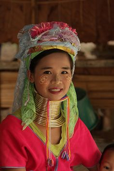 Baan Tong Luang, a Hill Tribe cultural preservation village near Chiang Mai