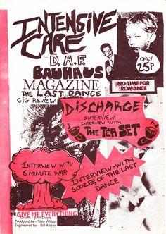 Fanzine research