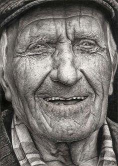 """Coleman"" by Shania McDonagh (16 yrs old). Pencil drawing."