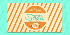 Cold Brew Font: Cold Brew is a swift brush script family of three weights and a set of extras. Cold Brew is based on hand drawn letters polished with ca. Hand Lettering Fonts, Typography, Orange Soda, Brush Script, Cold Brew, Glyphs, Brewing, How To Draw Hands, Letters