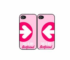 Amazon.com: She's My Best Friend - Phone Case Back Cover (Set of 2) (iPhone 5c): Cell Phones  Accessories
