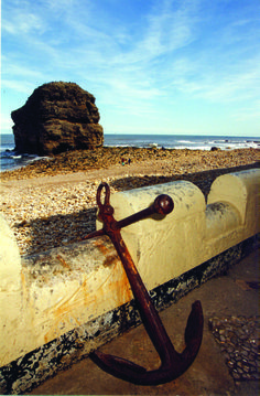 Marsden Rock from The Grotto