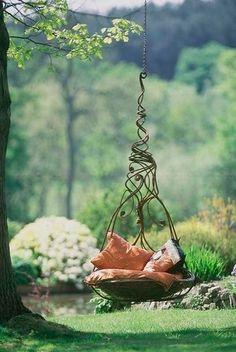 Wonderful Tree Swings For A Better Enjoyment