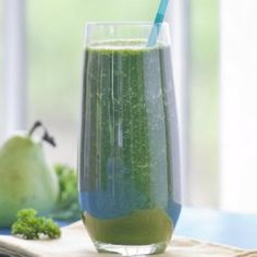 Spinach-Apple Juice - EatingWell.com