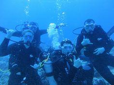 Blog.RainbowScuba.com: Underwater Hawaii Diving Adventure! Hawaii Scuba