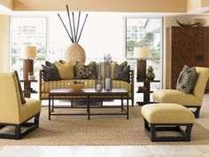 Tommy Bahama Home Ocean Club - spaces - other metro - Lexington Home Brands