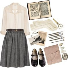 """See you next time"" by crystalpetal on Polyvore"