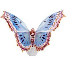 #Schmetterling aus #Ludwigsburger #Porzellan by Sven Markus von Hacht #SvenMarkusvonHacht auch mit Online-Shop www.SvenMarkusvonHacht.com