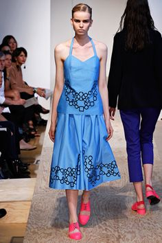 Ter et Bantine Spring 2012 Ready-to-Wear