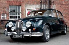 My Jaguar Mk2 ツ