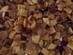 Sweet & Crunchy Snack Mix