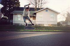Skateflight