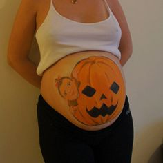 pancioni a Halloween