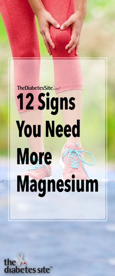 Magnesium deficiency is a condition that is often overlooked, yet it can be the cause or a contributing factor to several health problems. Take a look at this list to make sure you're not experiencing signs of magnesium deficiency.