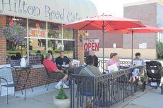 """Ferndale's Best Kept Secret"" --The Hilton Road Cafe."