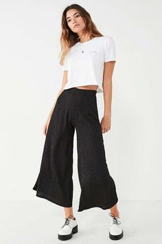 Urban Outfitters UO Astro Wide-Leg Pant