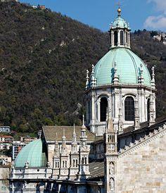 Duomo Como - Italia