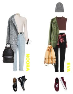 """Noora & Eva 