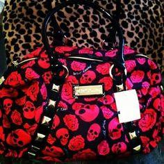 Womens Shoulder bags – High Fashion For Women Skull Purse, Hello Kitty Bag, Betsey Johnson Bags, Louis Vuitton Speedy Bag, Purse Wallet, Purses And Handbags, Fashion Accessories, Gothic Accessories, Shoulder Bag