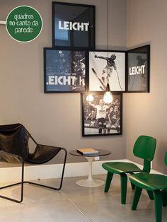 frames in the corner Small Apartment Design, Small Apartments, Wall Colors, Corner Desk, Sweet Home, Wall Decor, Wall Art, Interior Design, Interior Ideas