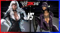 This is Season 2 of WWE matches! Guys today I have a match that a lot of you guys have been asking for ;) We have my first ever female match. Wwe 2k14, Sophie Turner, Catwoman, Season 2, 2k Games, Wonder Woman, Superhero, Guys, Female