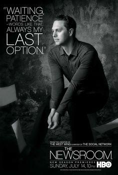 The Newsroom Season 2 Posters - Don