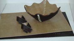 Mantel einzelnen Pfade Simil Double Leather Efrain Ruival - 125,50 $ in Free Market