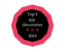Techode& Pie: Top 3 app discoveries 2014