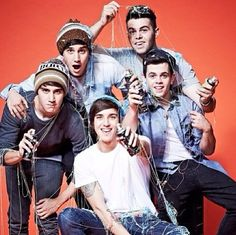 I admire the Janoskians because they arent afraid to be who they are, and they always seem to put a smile on my face :D #fm