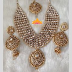 Look gorgeous wearing these beautiful precious Polki Jewellery designs. Check out various Kundan Polki Jewellery, earrings and necklace set wore by celebs. Indian Bridal Jewelry Sets, Wedding Jewelry Sets, Bridal Accessories, Bridal Jewellery, Gold Jewellery, Silver Jewelry, Lehenga Jewellery, Jewellery Earrings, Jewellery Boxes