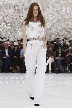 Magdalena @ HC Dior FW2014
