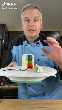Easy Baking Recipes, Healthy Dessert Recipes, Snack Recipes, Cooking Recipes, Tasty Videos, Cake Decorating Videos, Tiny Food, Cake Videos, Cooking Videos
