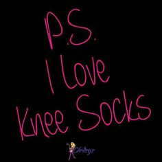 Unique, fun and long socks available in women's, men's and kid's - Styles. Socks Quotes, Ps I Love, Crazy Socks, Knee High Socks, My Crazy, Thigh Highs, Funny Quotes, Words, Crossfit