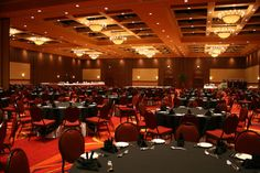 Our reception banquet room... Buffalo Thunder