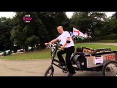 Eddie Izzard Marathon Man Episode 3 Final Leg To London