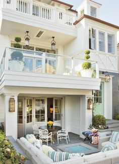 Beautiful Beach Homes Ideas & Examples: Outdoor Ideas