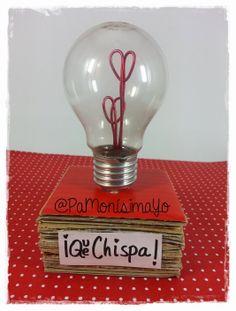 ♥ Bombilla amorosa: Especial Diogeneras San Valentín