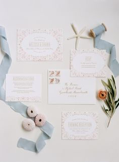 View entire slideshow: Unique Wedding Invitations on http://www.stylemepretty.com/collection/5120/